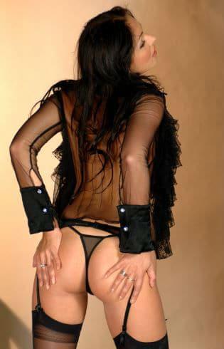 erotische dominanz