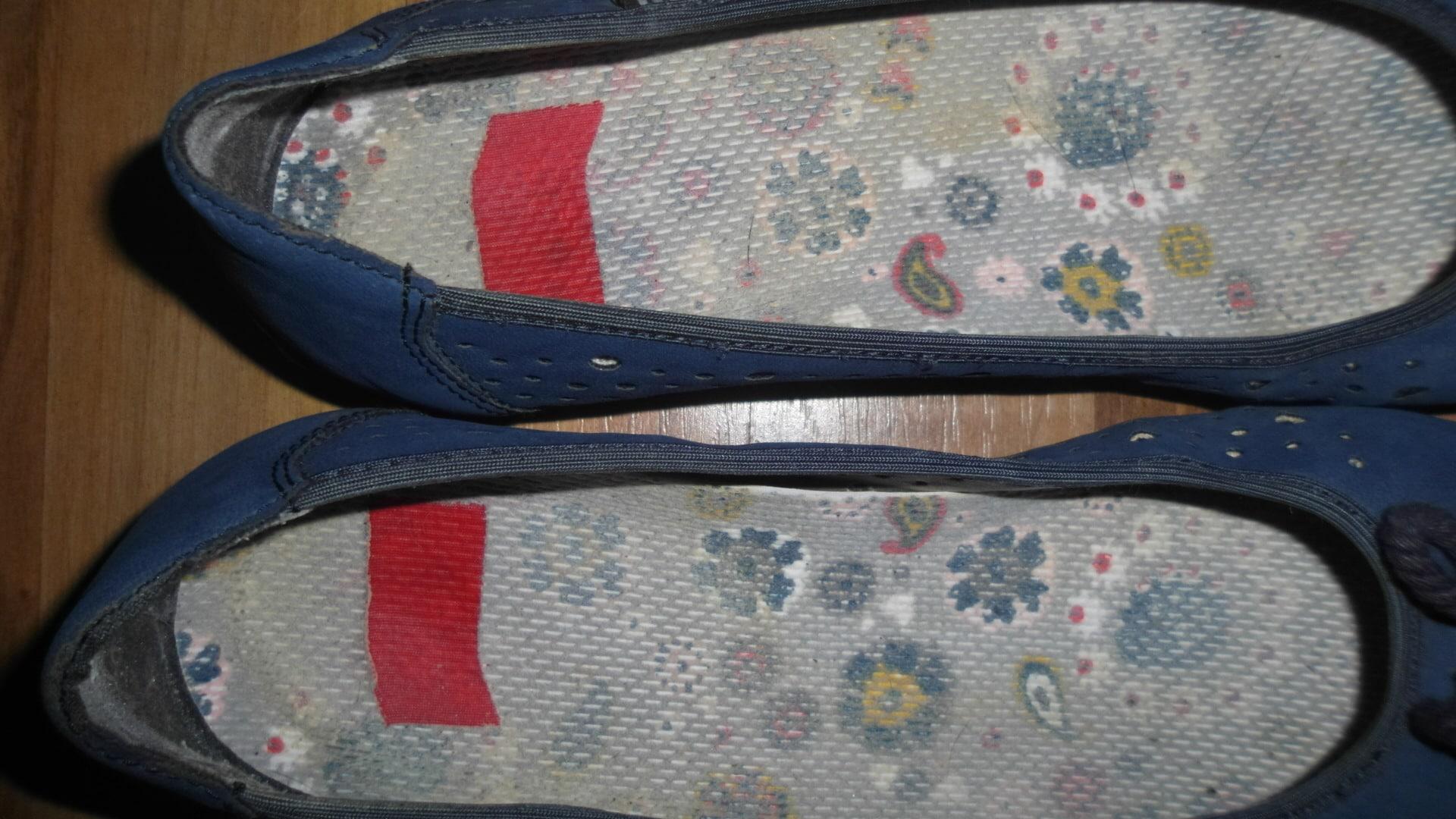 Fußduft! Getragene Schuhe und Socken zu verkaufen