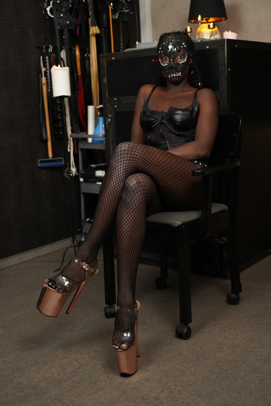 Avatar of Black Queen Janelle